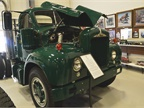 This 1962 Mack B67 was donated to the museum by the Barillo Family.