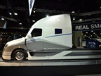 The SuperTruck borrowed some of its aerodynamic components from the