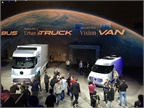 Daimler Truck & Bus highlights its vision of future urban