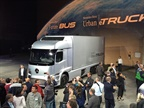 The Mercedes Urban eTruck made its premiere at IAA. Photo: Deborah