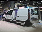 The new Ford Transit Connect will offer the EcoBlue diesel engine,