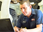 Four Star Freightliner diesel technicians are 100% system certified.