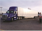 This Freightliner Cascadia Evolution is equipped with a Detroit DD13
