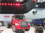 The new Hino XL is powered by Hino's A09 8.9L inline 6-cylinder