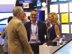 More networking on the ATA exhibit floor. Photo: Evan Lockridge
