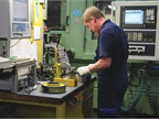 A worker at Daimler s Gaggenau, Germany, plant, does a quality check