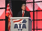 Sen. Roy Blunt, R-Mo., told attendees that regulation could keep the