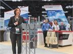Mitsubishi Fuso Truck of America chief Jecka Glasman said electric