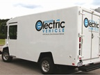 Boulder Electric Vehicle EV D500 Electric Van.