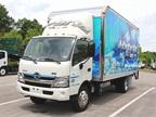 Hino 195h Diesel Electric Hybrid.