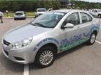 GreenTech Automotive s All-Electric Sedan.