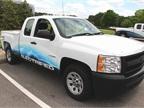 Chevrolet Silverado with E-REV All-Electric Powertrain from VIA