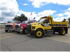 Until June, the F-650 and F-750 were assembled at a Navistar plant in