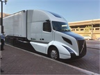 The truck showed an 88% improvement in freight efficiency (includes