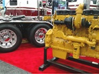 Caterpillar left the new-truck engine business more than six years