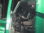 Thinner door panels add some elbow room for the driver. Door s top is