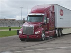 The Peterbilt 579 Epiq is the company s most fuel-efficient truck