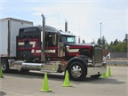The Kenworth limited-edition ICON 900.Kenworth execs said 350 have