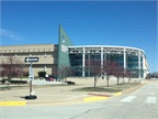 Just one wing of the huge Kentucky Expo Center.