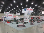 The name may sound regional, but Mid-America draws exhibitors from all