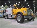 Kenworth says the T880S, a set-forward-axle version of the T880, is