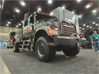 Mack Trucks  Jack Mack is a customized mega-pickup, a  what if