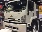 Chevrolet s 6500XD Class 6 cabover