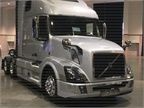 Volvo opted to leave its $2 million SuperTruck at home and instead