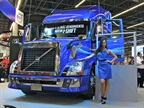 Volvo shows off its VNL that s now available in Mexico with the