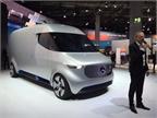 Volker Mornhinweg, head of Mercedes Benz Vans, talks about the Vision