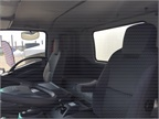 The interior was described as very familiar to those who have driven