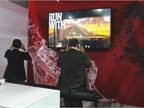 Meritor used virtual reality technology to highlight its products.