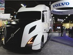 Volvo s SuperTruck, unveiled recently in Washington, D.C., had a