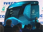 Iveco Z Truck zero-emissions concept using LNG & biomethane