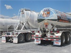 Alabama-based J&M Tank Lines runs both bulk and liquid tankers.