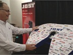 Rich Carroll, VP sales & marketing for Jost International, with