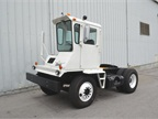 This fully restored Kalmar Ottawa 1967 terminal tractor, which is the
