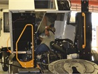 A Kalmar Ottawa tech gives a last look at the nuts and bolts of the