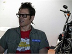 Jackass star Johnny Knoxville was featured in the film