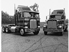 1976: Kenworth introduced the industry's first raised-roof