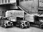 1920s: The 1920s saw many innovations in truck design. This early