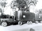 1933: Kenworth becomes the first American truck manufacturer to