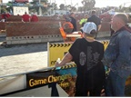 Masonry Madness competition had workers matched their speed and skills