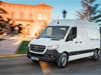 Mercedes-Benz Sprinter models for North America will be built in