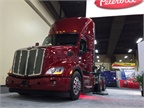 Peterbilt announced its fuel efficient Model 579 Epiq is now available