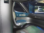 The interior of the Vision Van concept. Photo: Evan Lockridge