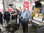 Rick Martin, senior manager, Meritor Aftermarket Training, is an