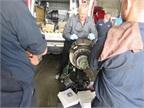 At CTI,  Martin focused on maintenance of the Meritor EX+ air disc