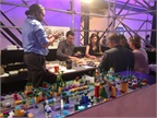During an experiential session, urban planning became hands-on on a