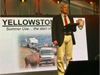Yellowstone National Park chief Dan Wenk:  Our transportation planning